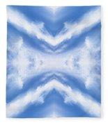 Cloud Formation Fleece Blanket
