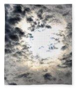 Cloud Porn Fleece Blanket