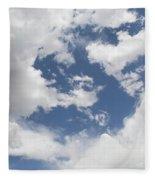Clouds 31 Fleece Blanket
