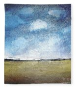 Flying Clouds Fleece Blanket