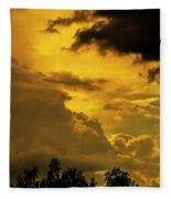 Clouds Fleece Blanket