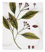 Cloves, 1735 Fleece Blanket