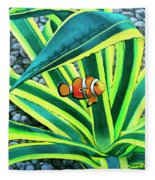 Clownfish Fleece Blanket