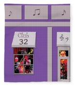 Club 32 Fleece Blanket