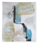 Cn Tower Fleece Blanket