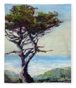 Coast Cypress Fleece Blanket