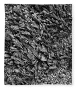 Coast - Seaweed Shapes Fleece Blanket
