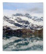 Coastal Beauty Of Alaska 4 Fleece Blanket