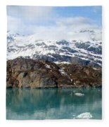 Coastal Beauty Of Alaska 5 Fleece Blanket