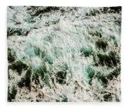 Coastal Calamity Fleece Blanket
