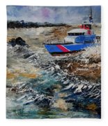 Coastguards Fleece Blanket