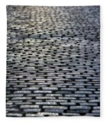 Cobblestone Journey Fleece Blanket