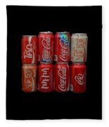 Coca Cola Fleece Blanket