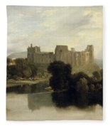 Cockermouth Castle Fleece Blanket