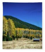 Coconino National Forest Fleece Blanket