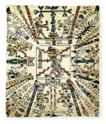 Codex Fej�rv�ry-mayer, 15th Century Fleece Blanket