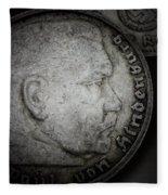 Coin Collector V Fleece Blanket