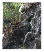 Coki Waterfall Fleece Blanket