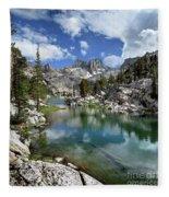 Colby Lake Outlet - Sierra Fleece Blanket