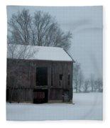 Cold Barn Fleece Blanket