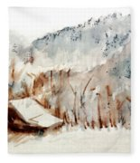 Cold Cove Fleece Blanket