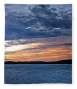 Cold Front Fleece Blanket