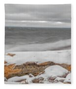 Cold Water Fleece Blanket