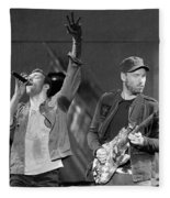 Coldplay 14 Fleece Blanket