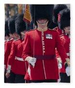 Coldstream Guards Fleece Blanket