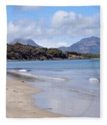 Coles Bay Fleece Blanket