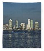 Colombia019 Fleece Blanket