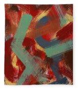 Color # 1-30 Fleece Blanket