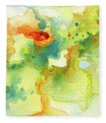 Color Spot 016 Fleece Blanket