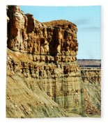 Colorado Scenic Fleece Blanket