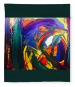 Colors Of Our World Fleece Blanket