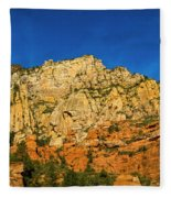 Colors Of The Southwest Fleece Blanket