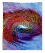 Colors Of The Wind Fleece Blanket