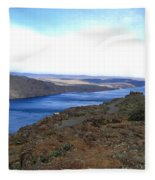 Columbia River 2 Fleece Blanket