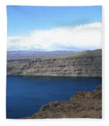 Columbia River Fleece Blanket