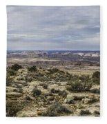 Comb Ridge Fleece Blanket