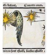 Comet, 1496 Fleece Blanket