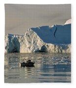 Coming Home - Greenland Fleece Blanket