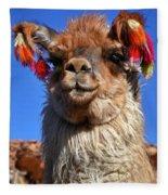 Como Se Llama Fleece Blanket