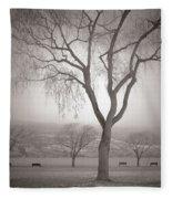 Composure Fleece Blanket