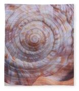 Conch Fleece Blanket