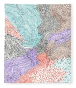 Confluence Fleece Blanket
