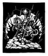 Conqueror Fleece Blanket