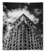 Consolidated Edison Building Fleece Blanket