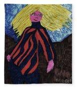 Contemporary Look Fleece Blanket