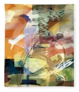 Convergence And Memory Fleece Blanket